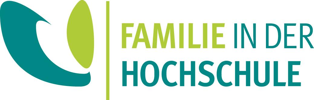 Logo des FidH-Vereins (Familie in der Hochschule)