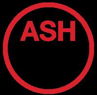Das Logo von ASH macht Schule.