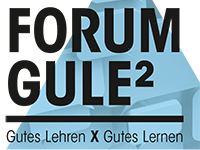 Das Forum gute Lehre Logo.