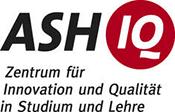 Das ASH IQ Logo.