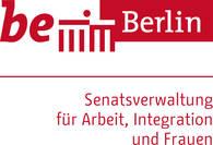 Logo Senatsverwaltung für Arbeit, Integration und Frauen