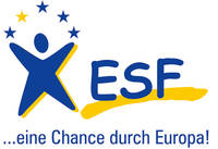 logo of Eu­ro­pean So­cial Fund (ESF)