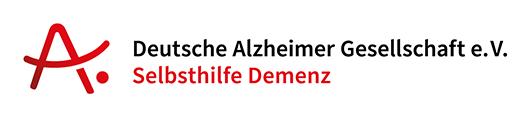 Logo Deutsche Alzheimer Gesellschaft e.V., Selbsthilfe Demenz
