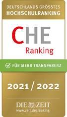 Siegel des CHE Ranking