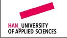 Das Bild zeigt das Logo der HAN University of Applied Sciences