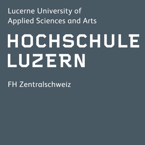 Das Logo der Hochschule Luzern.