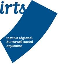 Das Logo der IRTS Aquitaine.