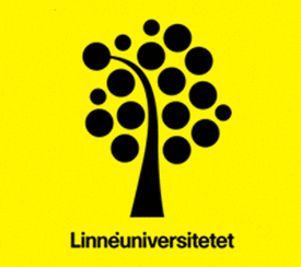 Das Logo der Linnaeus University Växjo Kalmar.