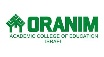 Das Logo des Oranim Academic College.