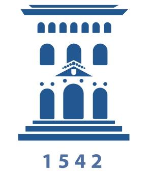 Das Logo der Universität Zaragoza.