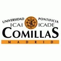Das Logo der Universidad Pontificia Comillas.