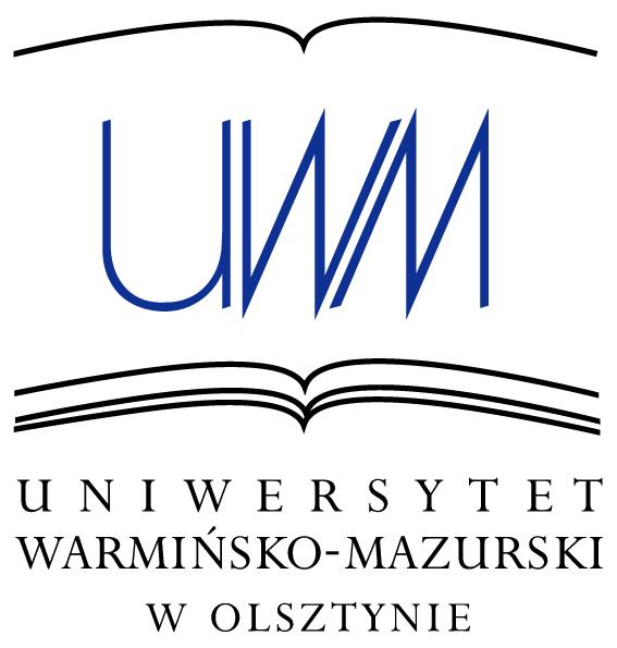 Das Logo der Uniwersytet Olsztyn.