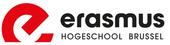 Das Logo der Erasmus Hogeschool Brüssel.