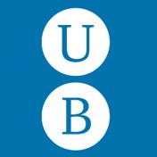 Das Logo der Uni Barca.