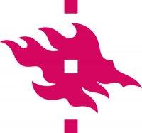 Das Logo der Universität Helsinki.