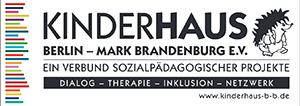 Das Logo des Kinderhaus Berlin-Mark Brandenburg
