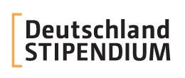Logo des Deutschlandstipendiums