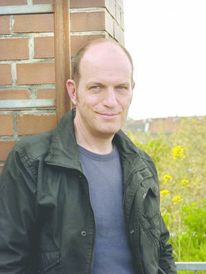Portraitaufnahme von Andreas Steinhöfel