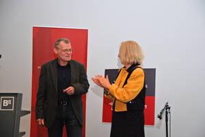 Valeri Scherstjanoi und Christine Labonté-Roset