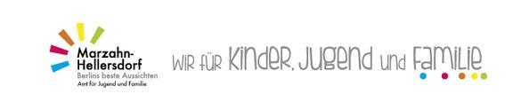 Das Logo des Jugendamt Marzahn-Hellersdorf