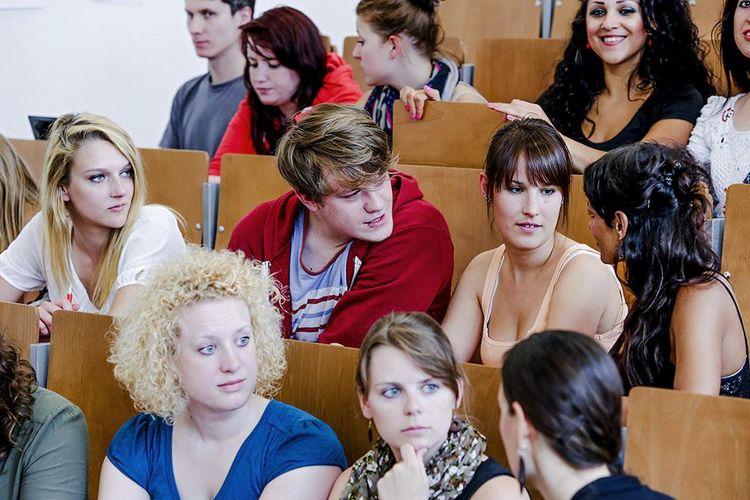 Studierende im Minimax