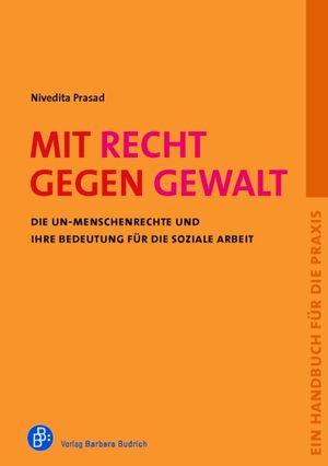 Buchcover Mit Recht gegen Gewalt