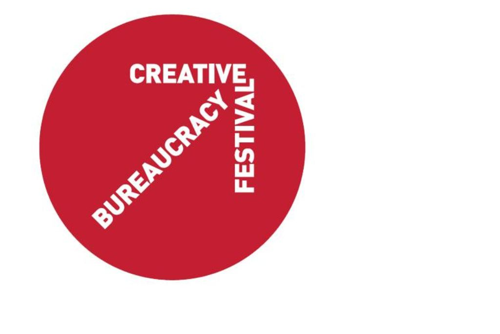 Vergrößern: Logo Creative Bureaucracy Festival
