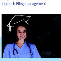 Cover mit Frau in blauem Ärztekittel und Stetoskop um den Hals