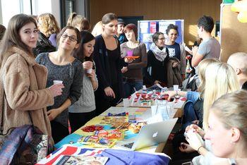 International Day 2015, Lädertische