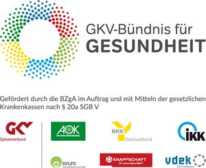 Logo von GKV Bündnis