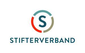 Logo Stifterverband der deutschen Wissenschaft