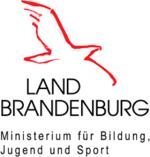 Logo des Ministerium für Bildung, Jugend und Sport des Landes Brandenburg