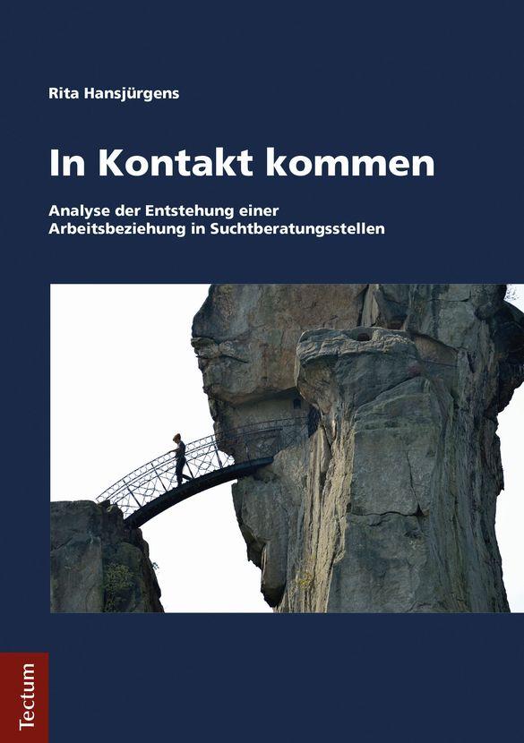 """Buchcover von """"In Kontakt kommen"""" von Rita Hansjürgens"""