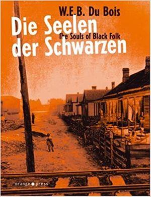 Buchcover Die Seele der Schwarzen
