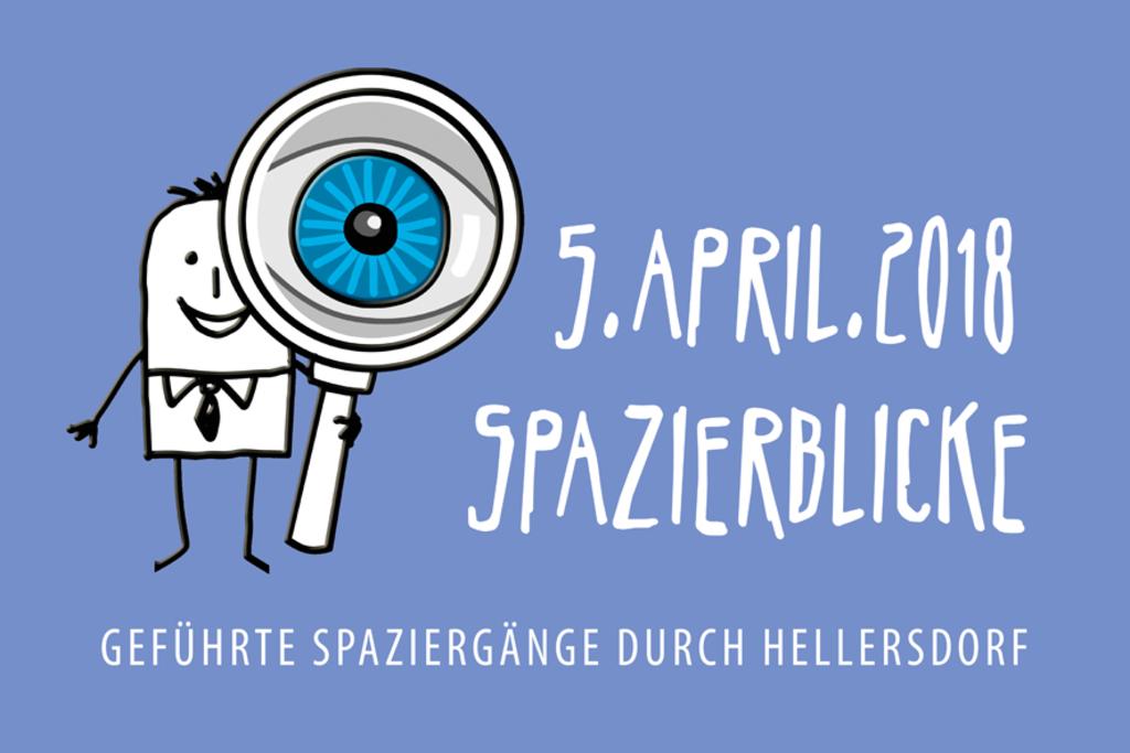 Spazierblicke in Hellersdorf