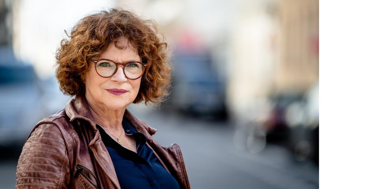 Portraitfoto Anetta Kahane