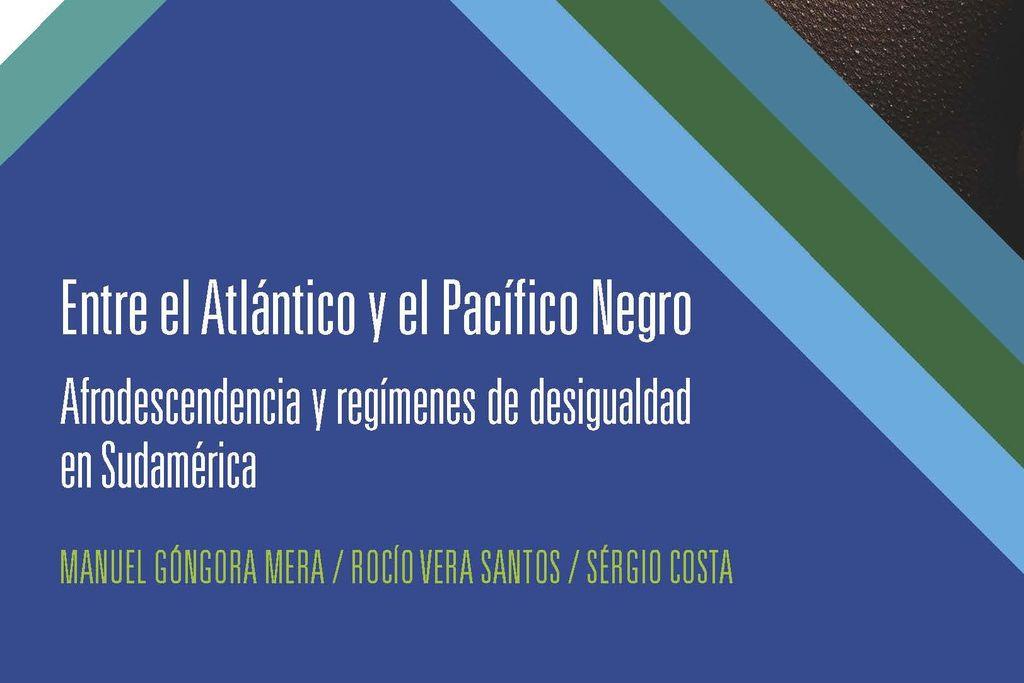 Vergrößern: Cover des Buches Entre el Atlántico y el Pacífico Negro