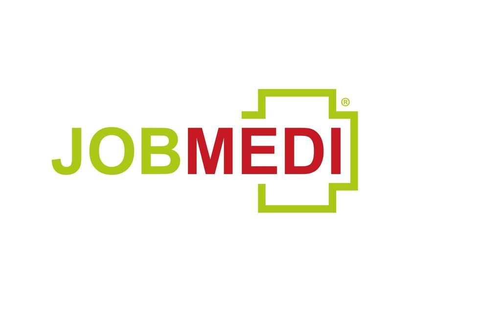 Vergrößern: Logo der Jobmedi Messe